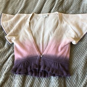 Karen Millen Cashmere cover up/cardigan